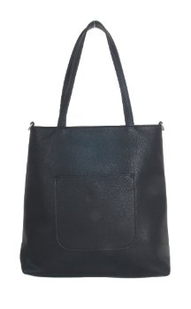 Kalamazoo Tote - Night Sky Black (Back)