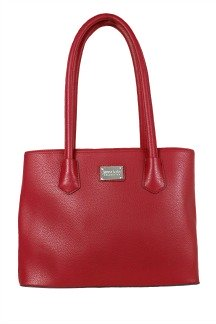 South Lyon Handbag - Cranberry