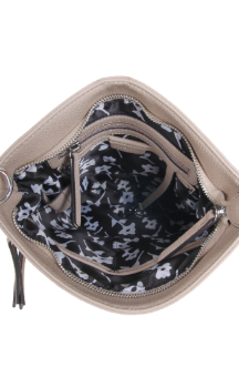 Mackinac Bridge Crossbody - Rosé (Top)