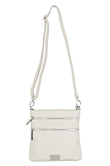 Mackinac Bridge Crossbody - Sandbar Cream