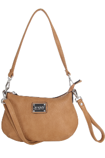 Metamora Handbag - Honey