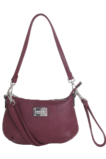 Metamora Handbag - Mulberry