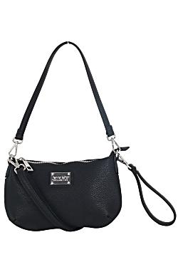 Metamora Handbag - Night Sky Black