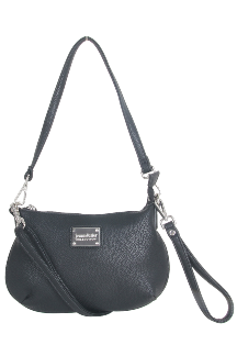 Metamora Handbag - Night Sky Black