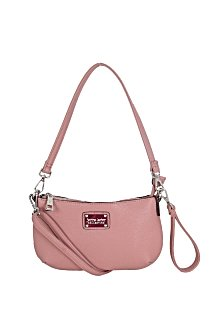 Metamora Handbag - Rose Pink