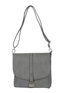 Milford Crossbody - Smoky Gray