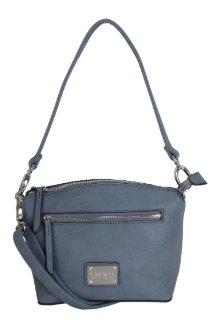 Old Mission Handbag - Dusty Blue