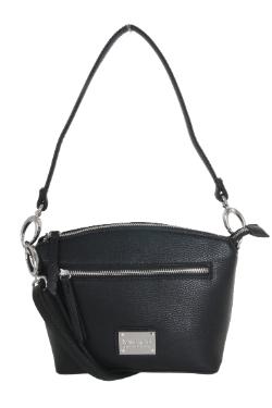 Old Mission Handbag - Night Sky Black