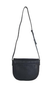Olivet Crossbody - Night Sky Black (Back)