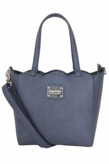 Oxford Handbag - Lapis