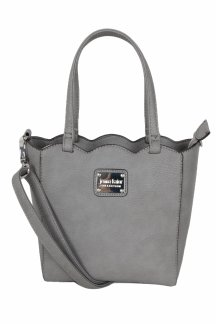 Oxford Handbag - Smoky Gray
