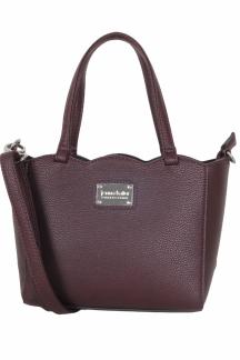 Oxford Handbag - Wine