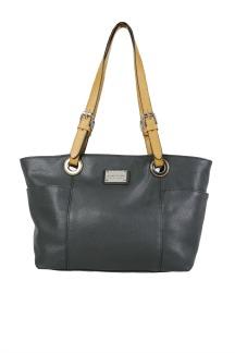 Pentwater Handbag - Slate Gray