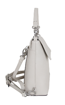 Petoskey Backpack - Cream (Side)