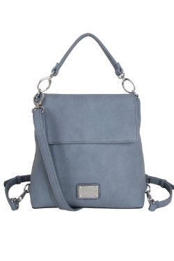 Petoskey Backpack - Dusty Blue