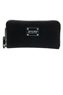 Peninsulas Wallet - Black Licorice