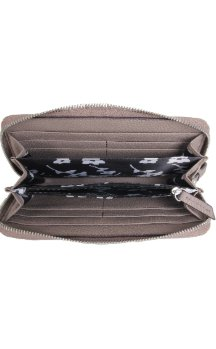Peninsulas Wallet - Mocha (Top)