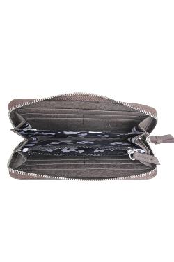 Peninsulas Wallet - Twilight Gray