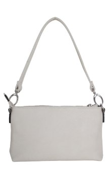 Presque Isle Handbag - Cream (Back)