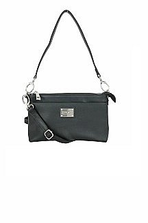 Presque Isle Handbag - Black Licorice