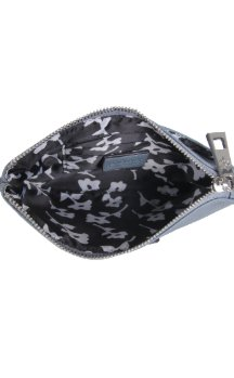 Saugatuck Wristlet - Dusty Blue (Top)