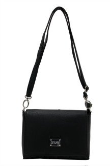 Silver Lake Crossbody - Black Licorice