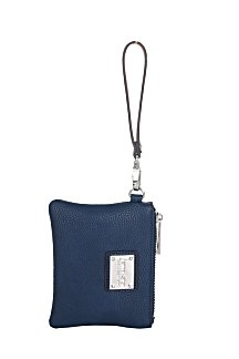 South Haven Wristlet - Navy