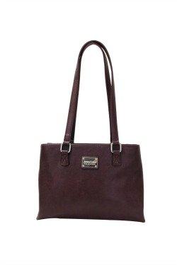 Sault St. Marie Handbag - Plum